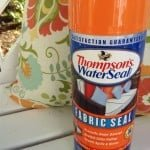 Thompsons WaterSeal Fabric Seal Review & Giveaway