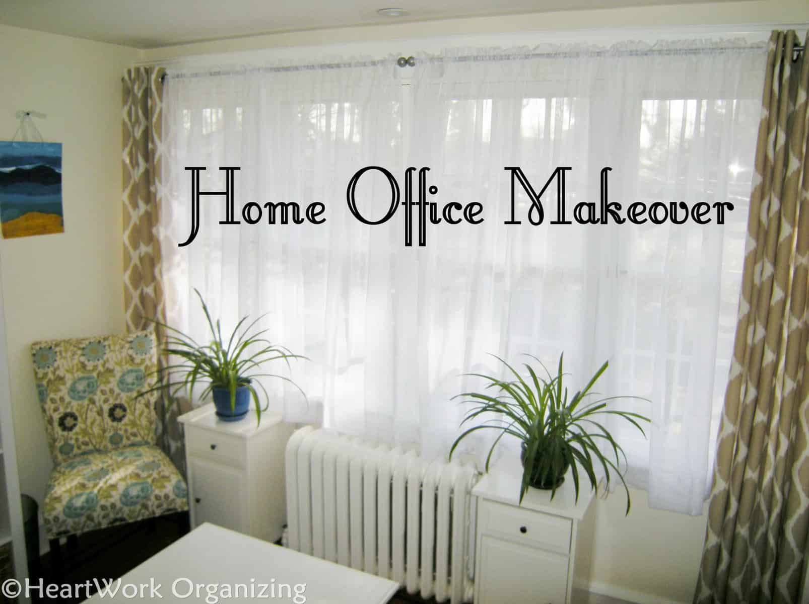 Home Office Makeover With Expedit Shelving Heartworkorg Com