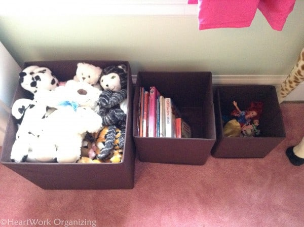 storage bins for organizing toys