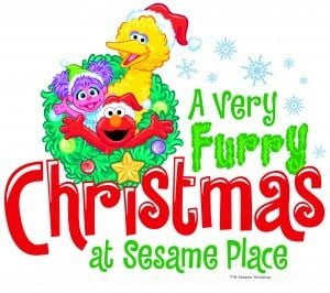 Read more about the article A Very Furry Christmas at Sesame Place 2013
