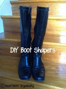 Read more about the article DIY Boot Shapers