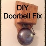 Wireless Doorbell-DIY Doorbell Fix