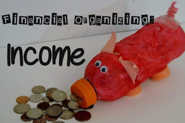 How to organize money in new year