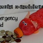 Financial Organizing- Create an Emergency Fund