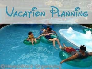 Read more about the article Vacation Planning