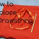 How to Replace a Drawstring
