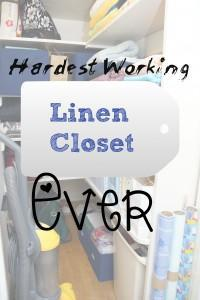 Read more about the article Hardest Working Linen Closet Ever