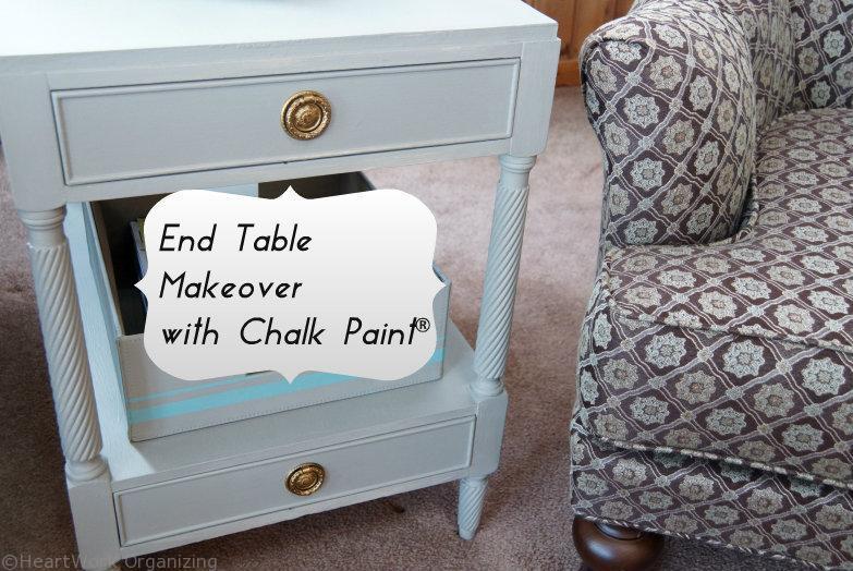 Chalk Paint Makeover