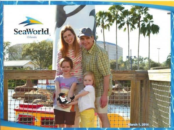 SeaWorld Orlando Vacation