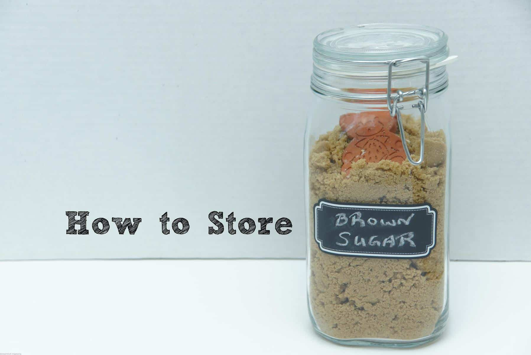 Brown Sugar Saver | HeartWork Organizing, Tips for Organizing Your ...