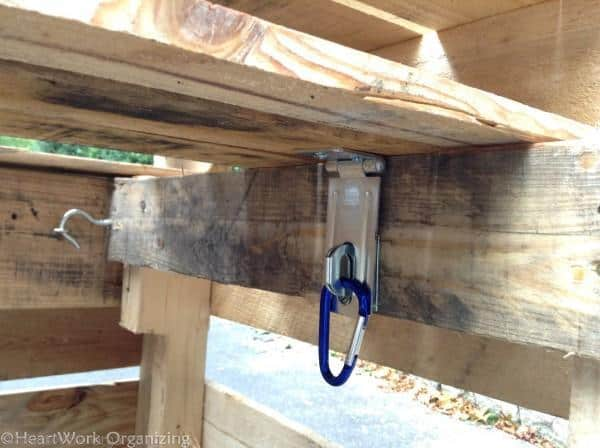 gate latches for pallet lemonade stand
