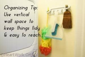 Read more about the article Organizing Tip: Use Vertical Space