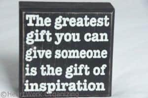 Read more about the article The Greatest Gift You Can Give Someone is the Gift of Inspiration