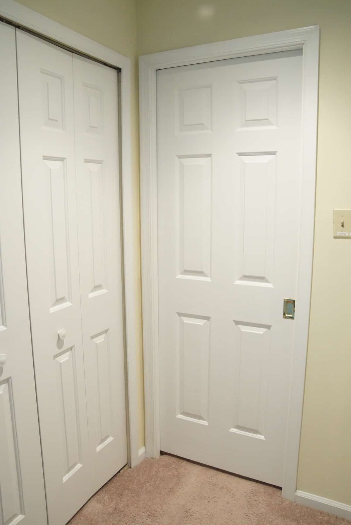 Love Your Closet More With A Pocket Door Heartwork Organizing
