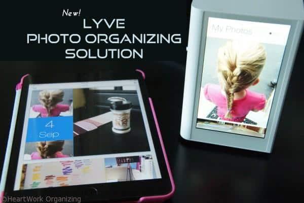 Photo Organizing with Lyve