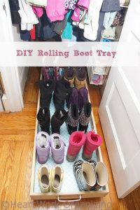 Read more about the article Rolling Boot Tray