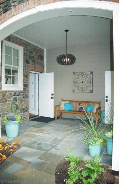 design home breezeway