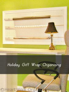 Read more about the article Organize Gift Wrap