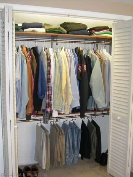 Organizing Closets How I Became A Hanger Snob And You