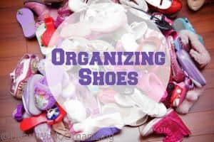 Read more about the article Organizing Shoes
