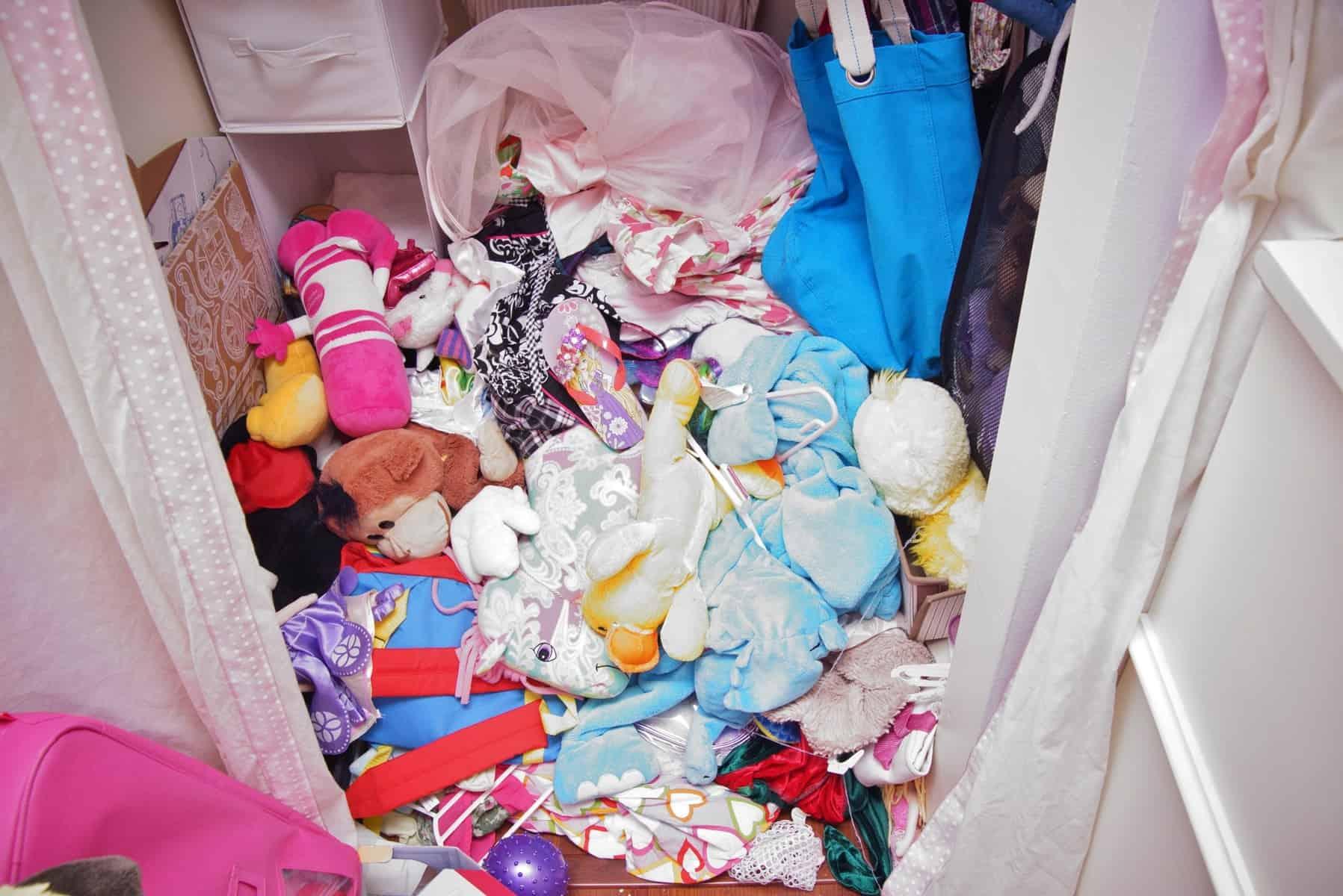 How To Organize A Childu0027s Closet