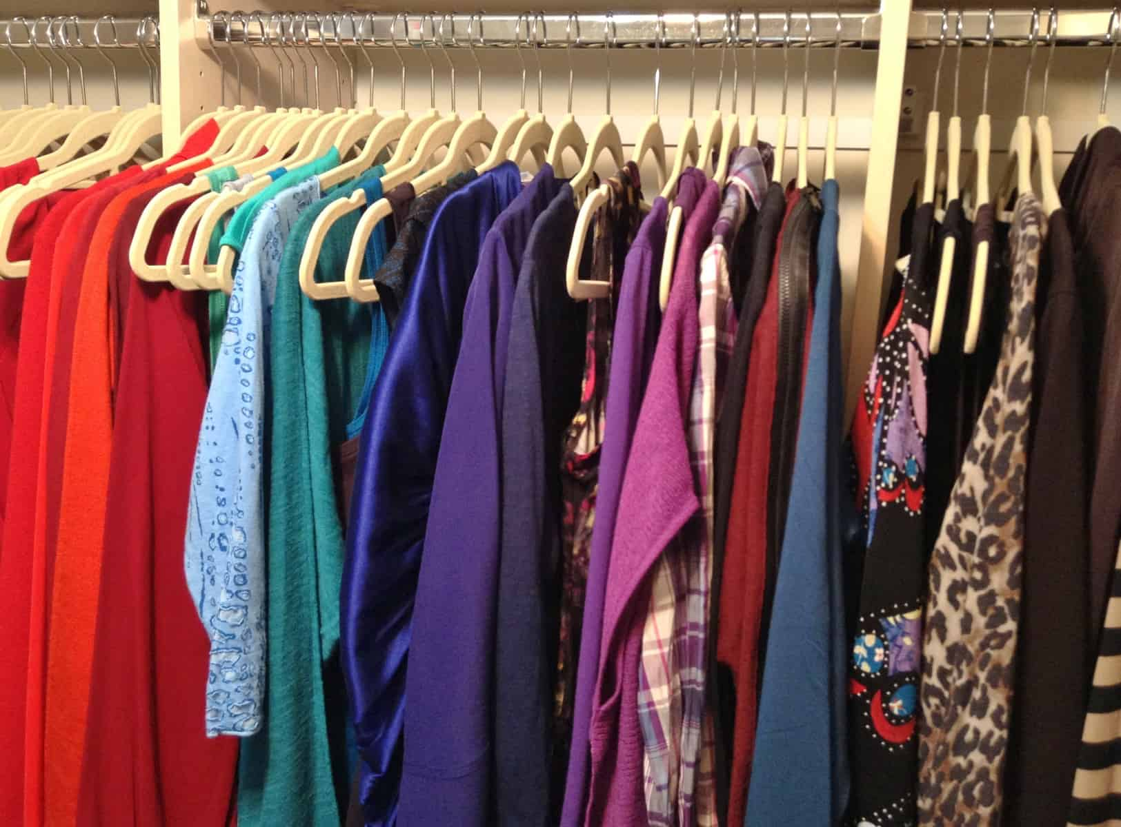 Organizing Closets: How I Became a Hanger Snob (and You ...