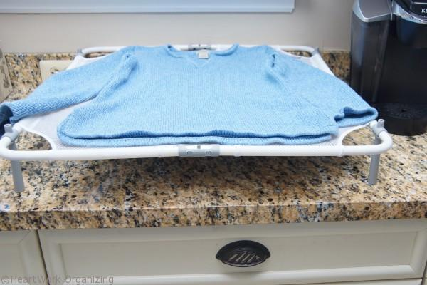 sweater dryer spring cleaning laundry helpers