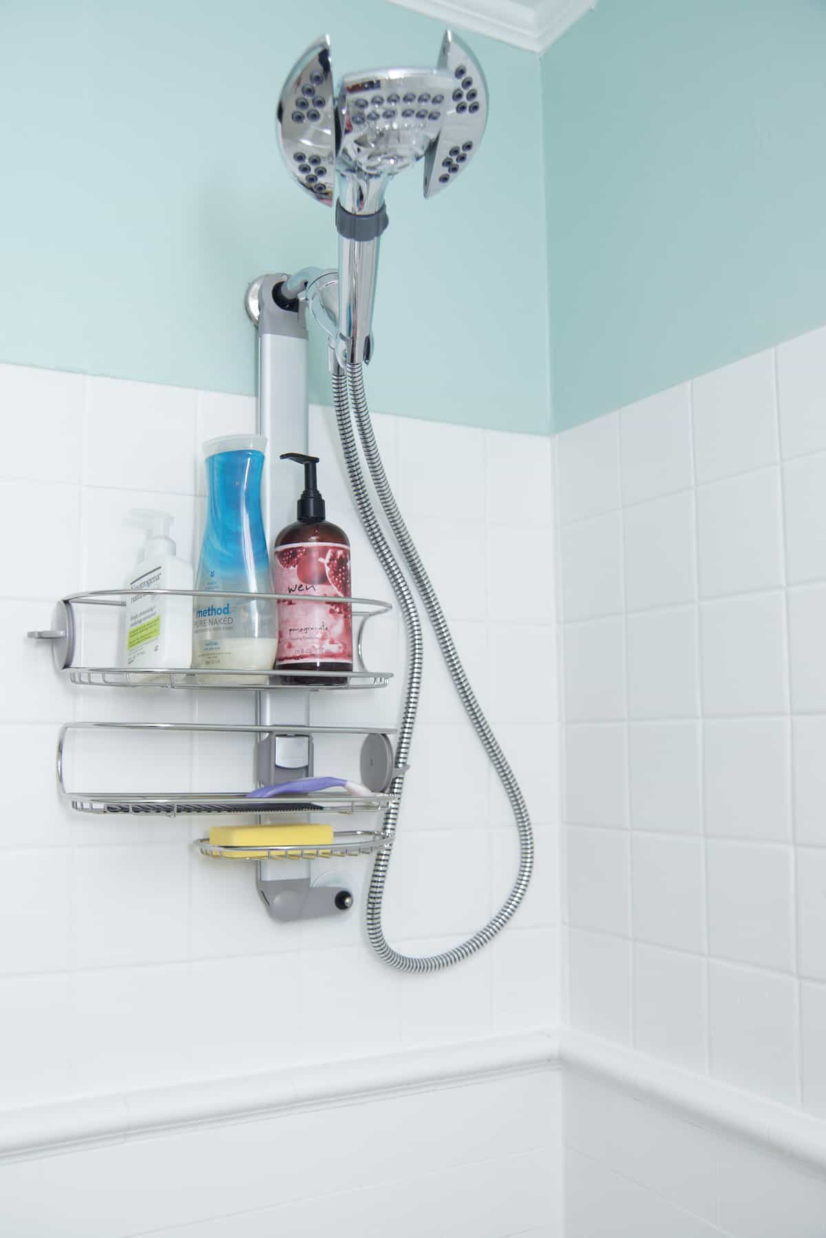 April Showers and Other Easy Bathroom Updates | HeartWork Organizing ...