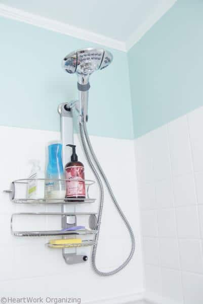 install new shower head