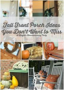Read more about the article Fun Fall Organizing Must-Do's