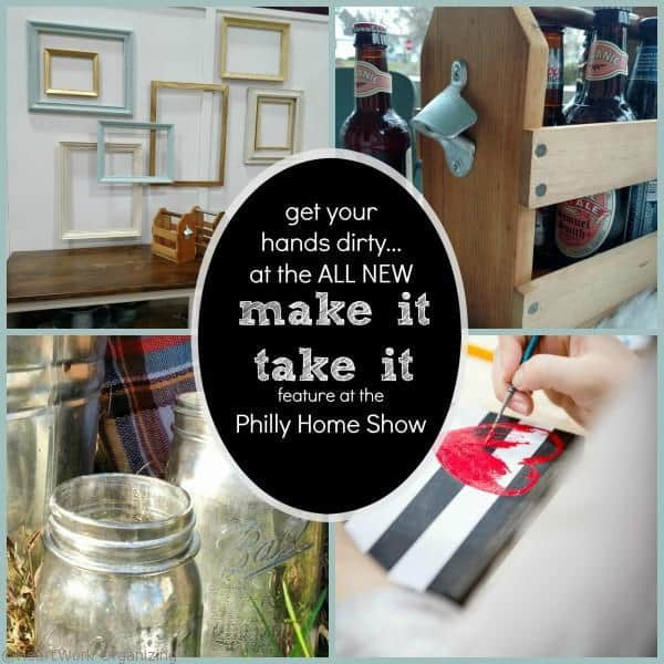 Philly Home Show Make and Take pic1