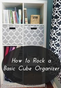 Read more about the article How to Rock the Basic Cube Shelves