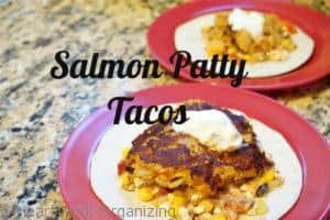 Read more about the article Salmon Patty Tacos