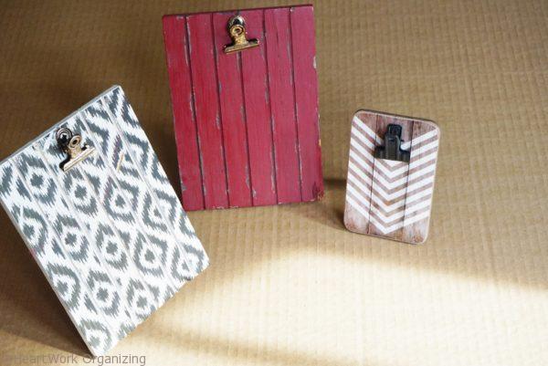DIY photo hostess gift
