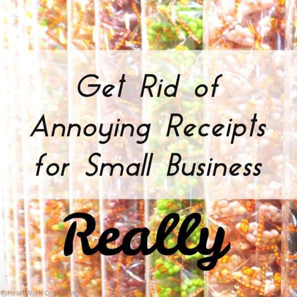 Automate Business Receipts