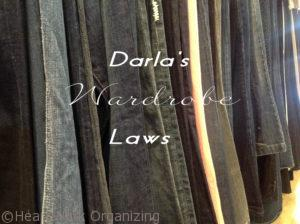 Read more about the article Darla's Wardrobe Laws