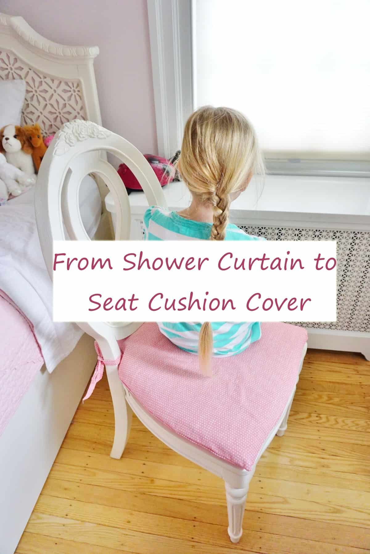 From Shower Curtain To Chair Cushion Cover