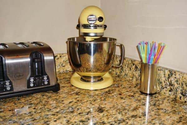 organizing for stand mixers