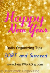Read more about the article How to Get Organized in 2017