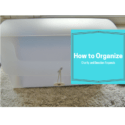 Organize Good Intentions into Charitable Contributions