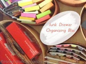 Read more about the article Junk Drawer Organizing Bliss – Out of the Box