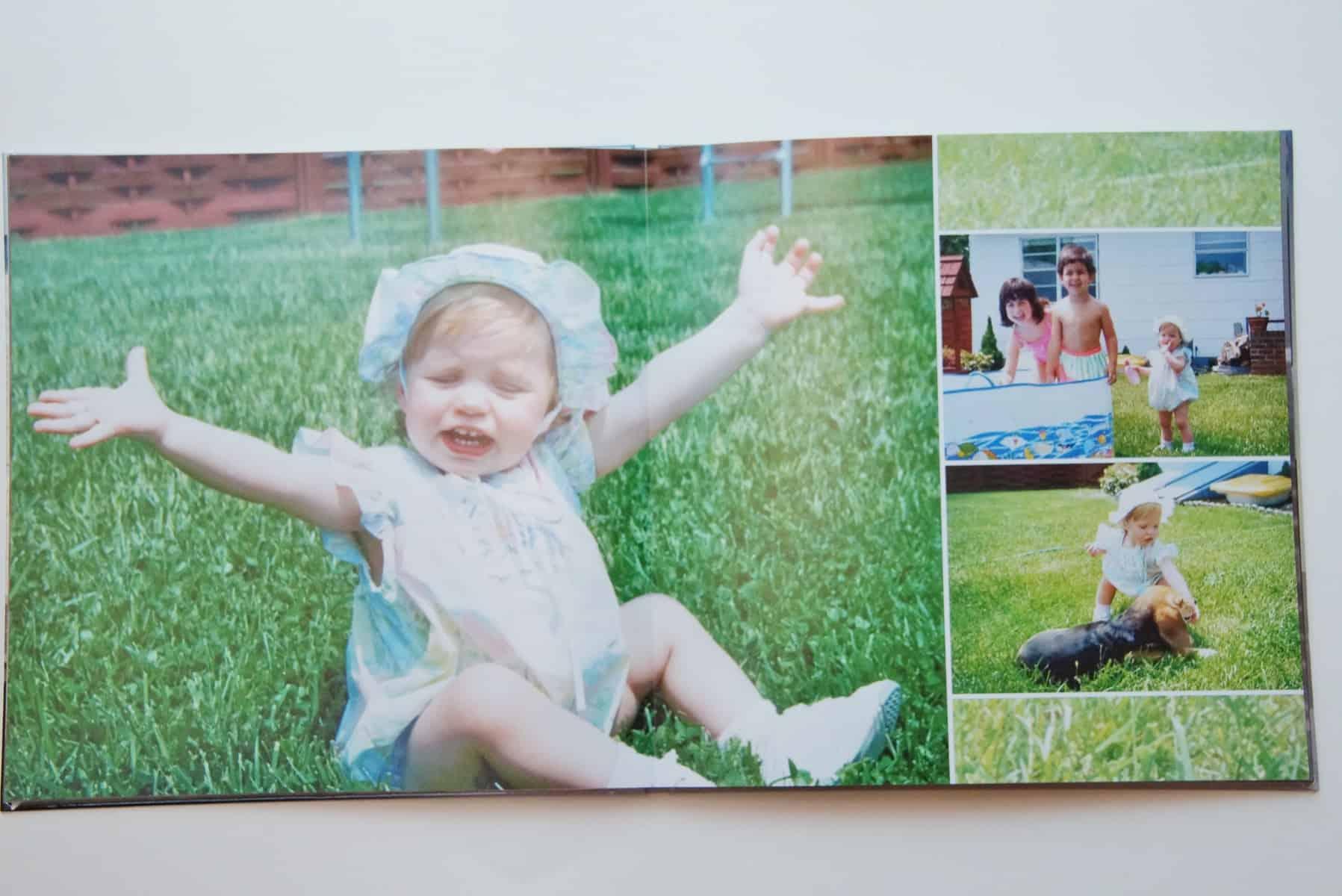 photo album photo organizing