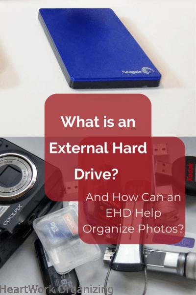 What is an External Hard Drive