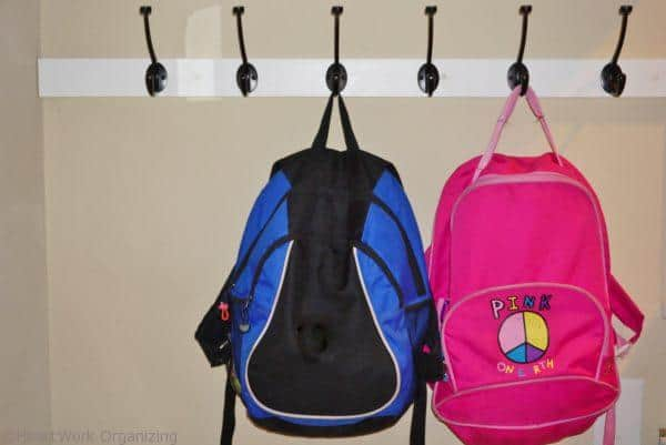 backpacks for emergency GO kits