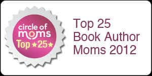 Circle of Moms PopSugar 2012 Top 25 Book Author Moms