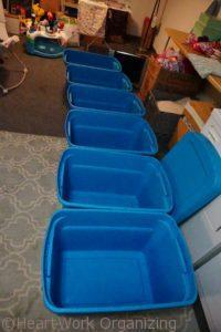 Read more about the article Basement Storage Room Organizing