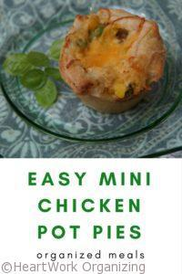 Read more about the article Easy Mini Chicken Pot Pie