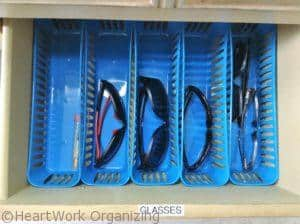 Read more about the article Organizing Glasses