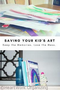 Read more about the article Your Kid's Art Lives in a Pile (And We Have the Solution)