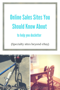 Read more about the article Declutter by Selling Online- Online Sales Sites You Should Know About